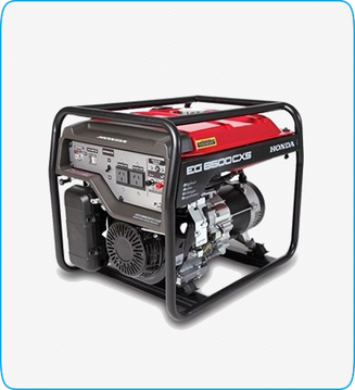 Generador Portátil Honda EG6500CX