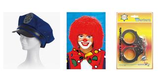 Topmasken.ch, Zubehör für Kostüme und Masken