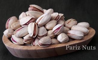 pìstachos largos iraníes Pariz Nuts
