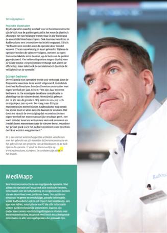 Radbold Report Oncology, Jaargang 5, Nr. 2, 2016