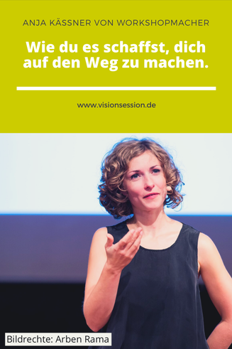 Anja Kässner von Workshopmacher