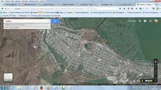 Гугл Карты - Темрюк. Нажмите, чтобы увеличить