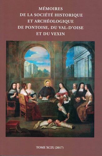 En couverture : Saint Vincent de Paul et les Filles de Charité.                      (J. André, XVIIIe siècle, Musée de l'Assistance Publique et des Hôpitaux de Paris)
