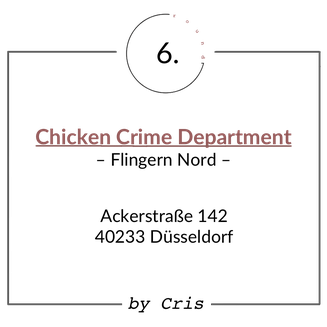 chicken crime department store