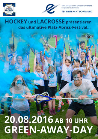 Festival Lacrosse Hockey Flohmarkt Rock Dortmund Party Sport