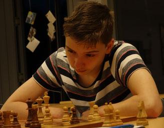 Adrian Kwiatkowski zeigte eine starke Leistung (Foto: A. Obdenbusch)