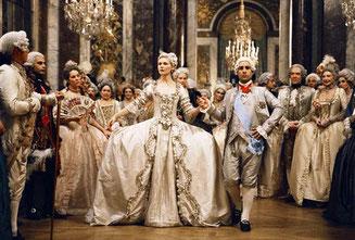 Marie-Antoinette med Ludvig XVI  (filmplakat)