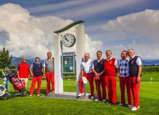 Herrenmannschaft AK 65 Golf-Club Freudenstadt 2016