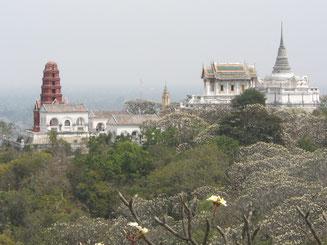 Wat Mahathat in Ratchaburi