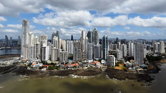 Hochhäuser in Panama City © Rodrigo Arangua/AFP/Getty Images