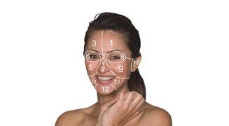 Die häufigste Form ist die sogenannte Psoriasis vulgaris mit deutlich begrenzten, mit silberweißen Schuppen bedeckten rötlichen Hautstellen