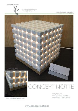 Lampe L8N