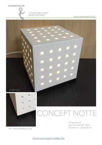 Lampe L7BL