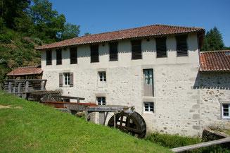 Moulin du Got Saint-Léonard-de-Noblat animation patrimoine atelier jeune public scolaires visite guidée pédagogique Pays Monts et Barrages