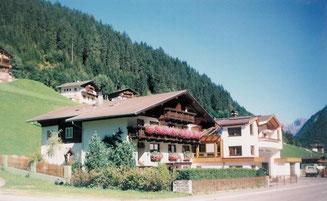 1997, das Haus im heutigen Ausmaß