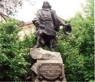 Arnaulddenkmal in Torre Pellice