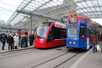 RBS am Hauptbahnhof Bern