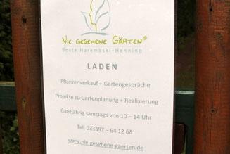 """Laden in """"Nie gesehene Gärten"""""""