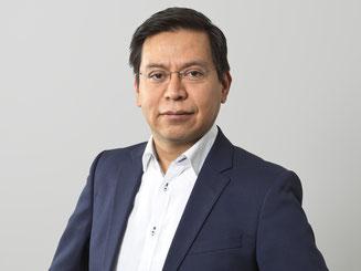 Oscar Escalante, Gründungsberater bei KölnBusiness