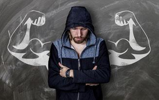 Personaltraining  hier zu Fitness Mythen