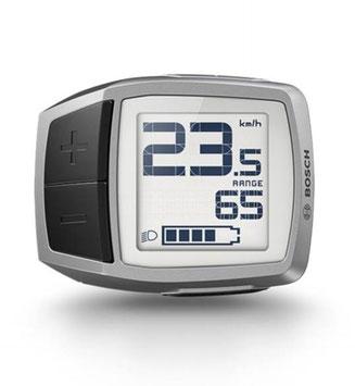 Das Bosch Purion e-Bike Display ist besonders kompakt und übersichtlich