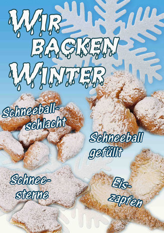 Wir Backen Winter
