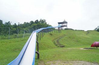 甲良町総合運動公園 滑り台