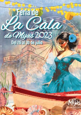 Fiestas en Mijas Feria de la Cala de Mijas