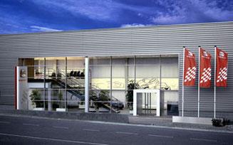 visita a la fabrica de SEAT de Martorell