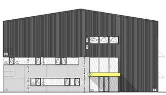 Responsable PEB & étude de faisabilité PEB > 1000m2 - construction d'un immeuble de bureaux à Bossière - PrismEco