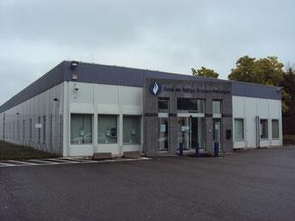 Audit énergétique UREBA - bâtiment administratif de la zone de police à Gembloux - PrismEco