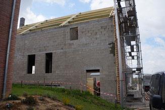 Responsable PEB - construction d'une maison à Eghezée - PrismEco