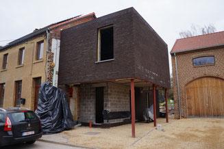 Responsable PEB - extension d'une maison à Hélecine - PrismEco