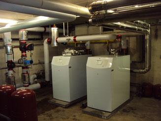 Audit chauffage - trois immeubles à appartements à Grâce-Hollogne - PrismEco
