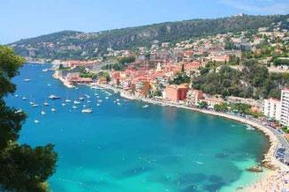 vacanza costa azzurra
