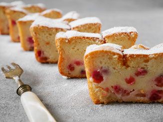 Ribisel-Joghurt-Kuchen