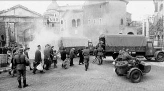 La deportazione degli ebrei romani, 16 ottobre 1943