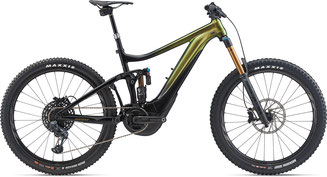 Giant Reign E+ e-Mountainbikes 2020