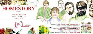 Homestory Magazin-Hörbuch