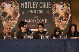 Auf der Pressekonferenz