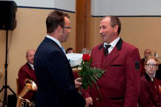 Norbert Göbel (links) und Oleg Homutski (2015)