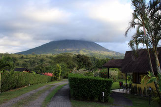 Vulkan Arenal, Costa Rica, La Fortuna