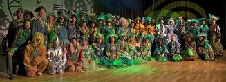 "Chorus of Concord - Kostüme zum Musical ""Oz"""