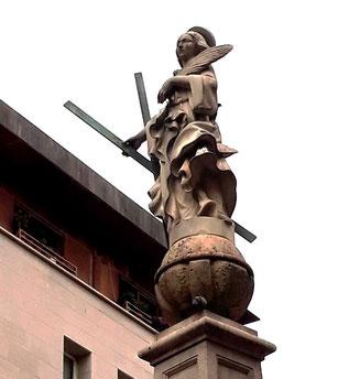 Святая Евлалия - небесная покровительница Барселоны