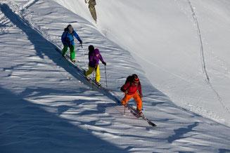 Hütte Skitourenwochenende Karwendel