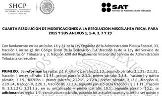 Da clic en imagen para checar anteproyecto en la página del SAT.