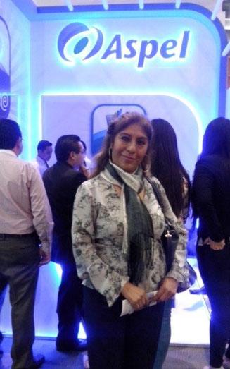 Aspel presente en la Expo Feria Digital