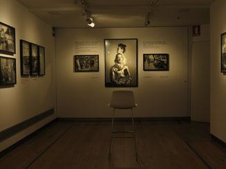 Exposición 'Enrique Meneses. La vida de un reportero' © Foto: Ángela Ibáñez