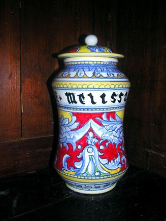 vaso da farmacia albarello 40 cm