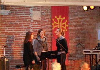 Ostal d'Occitania 12 Décembre 2015 Tolosa